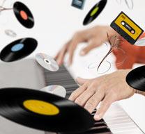 Les chansons à apprendre au piano