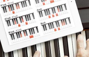 Des outils d'apprentissage du piano