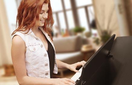 Une pédagogie facile au piano