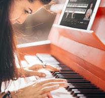 Le piano facile et ludique