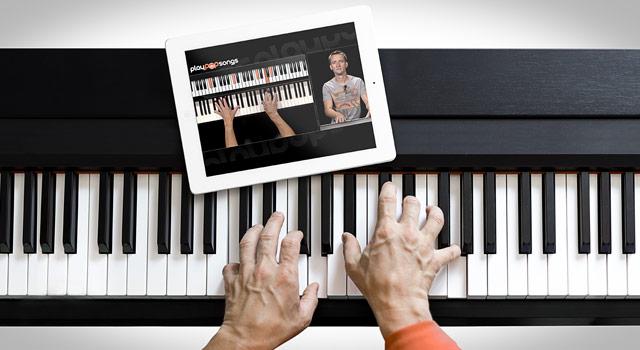 piano en ligne
