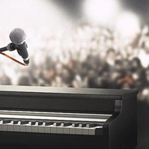 Gérer le trac avant un concert