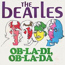 apprendre Ob-La-Di, Ob-La-Da au piano