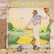 apprendre Goodbye yellow brick road au piano