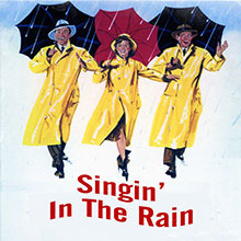 apprendre Singin' in the rain au piano