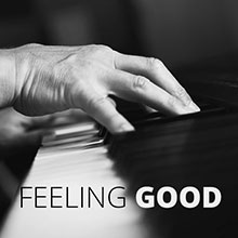 apprendre Feeling good au piano