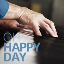 apprendre Oh happy day au piano