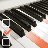apprendre Les bases – Section II au piano