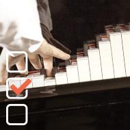 apprendre La transposition – Evaluation finale au piano