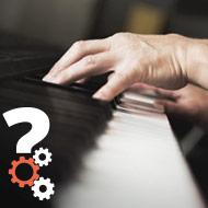 apprendre Les accords de septième au piano