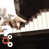 apprendre La transposition des notes au piano