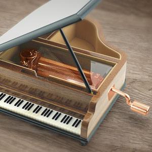À 3 temps au piano