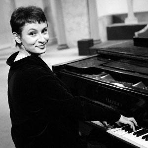 Barbara au piano