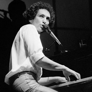 Michel Berger au piano
