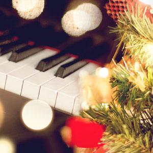 Les chants de Noël traditionnels et contemporains au piano