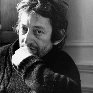 Serge Gainsbourg au piano