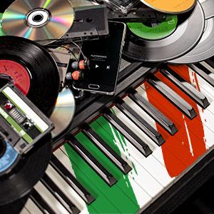 Chansons italiennes au piano